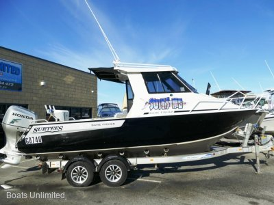 Surtees 670 Gamefisher Hardtop OFFSHORE FISHING // FAMILY // ALL ROUNDER