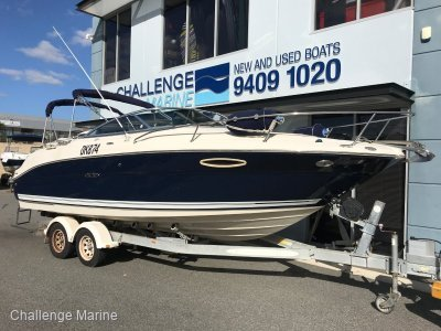 Sea Ray 225 Weekender 6.2ltr special factory order