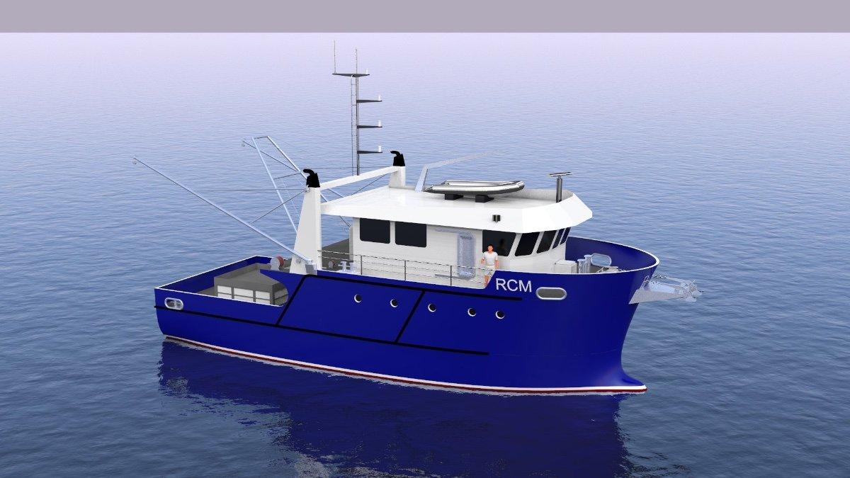 20m Fishing Vessel
