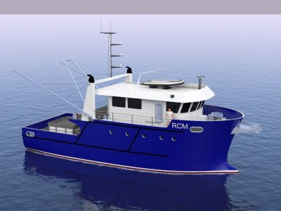 20m Fishing Vessel