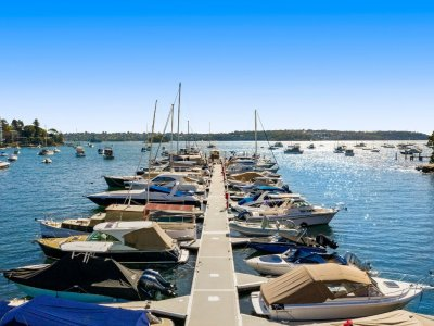 Secure your own private Marina Berth in the highly sought after Double Bay