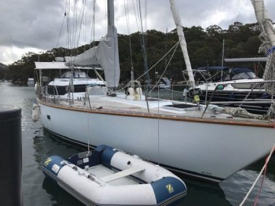 Ocean Yachts Swedish Ocean Cruiser 45