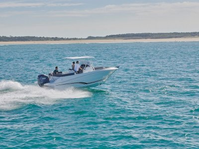 Jeanneau Cap Camarat 7.5 CC Series 2 | The NSW Jeanneau Dealership - MWMarine