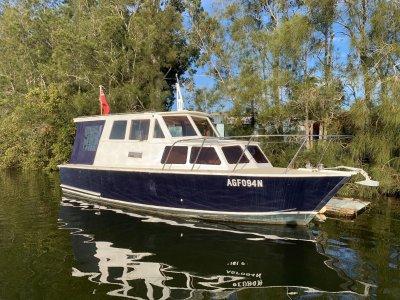 Boden Bay Cruiser 28 foot