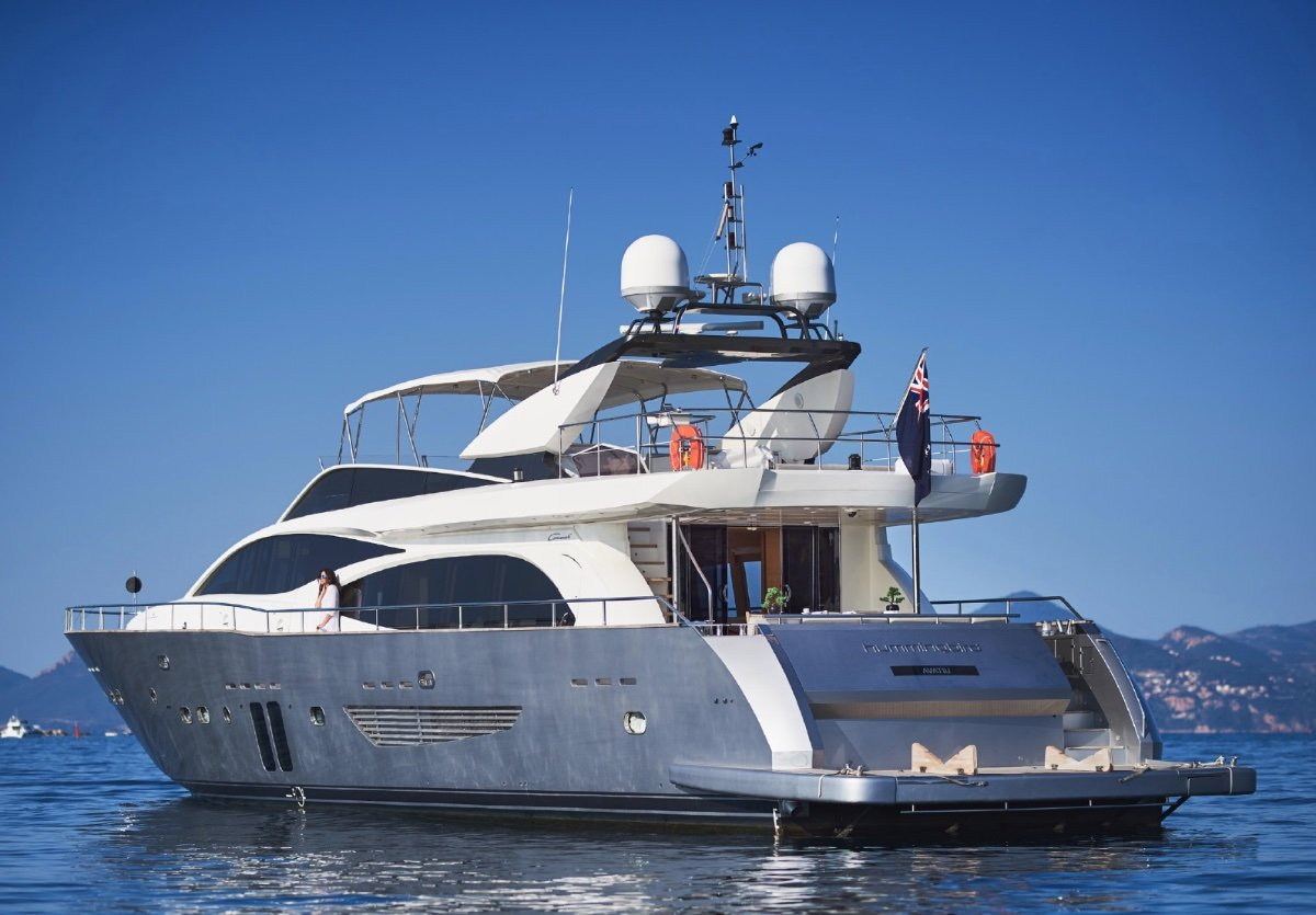 Superyacht Excellent Condition - 30m Motoryacht