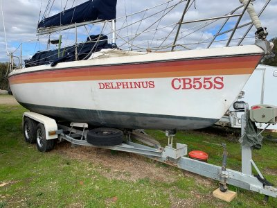 Bonito Trailer Sailer 750 Delphinus