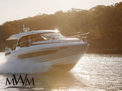 Jeanneau NC 33 | The NSW Jeanneau Dealership - MWMarine