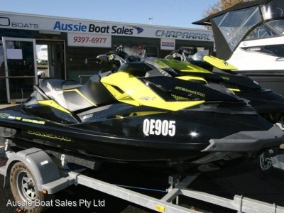 Sea-Doo RXT-X 260 and RXP - X - 260