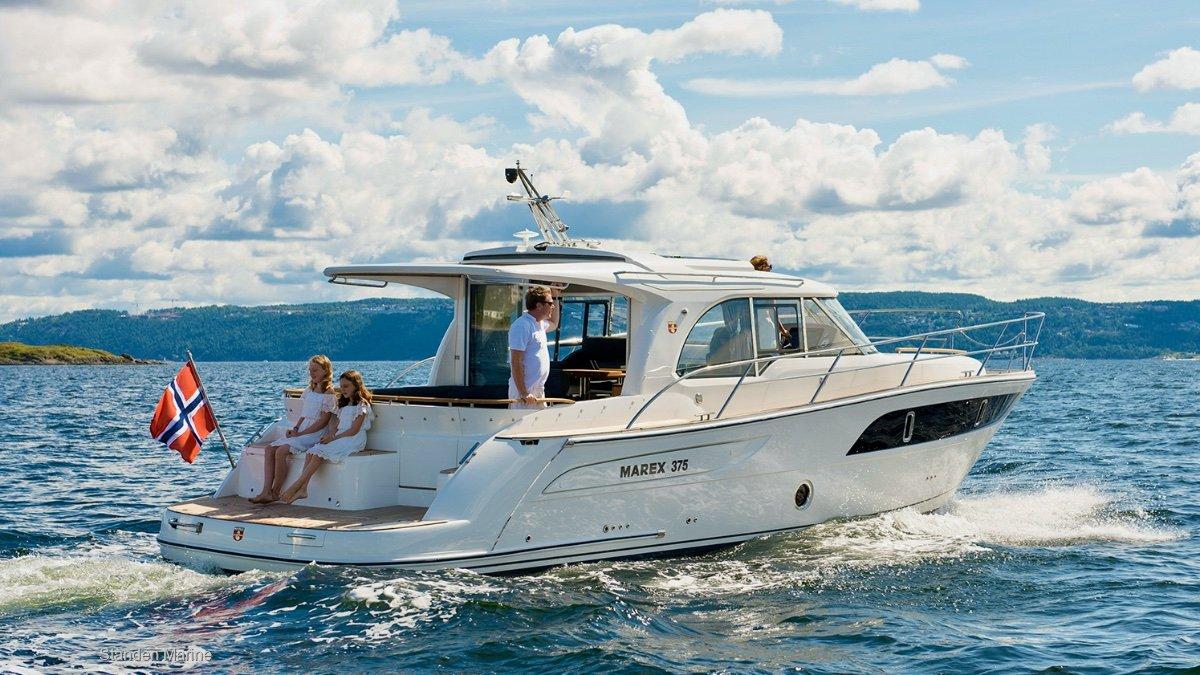 Marex 375 Cruiser