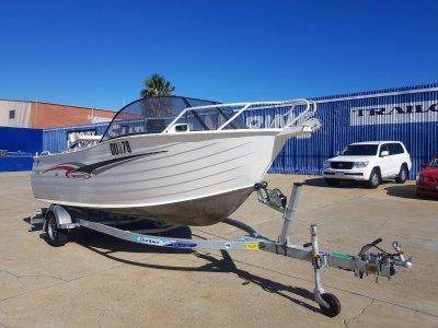 Trailcraft 535 Freestyle