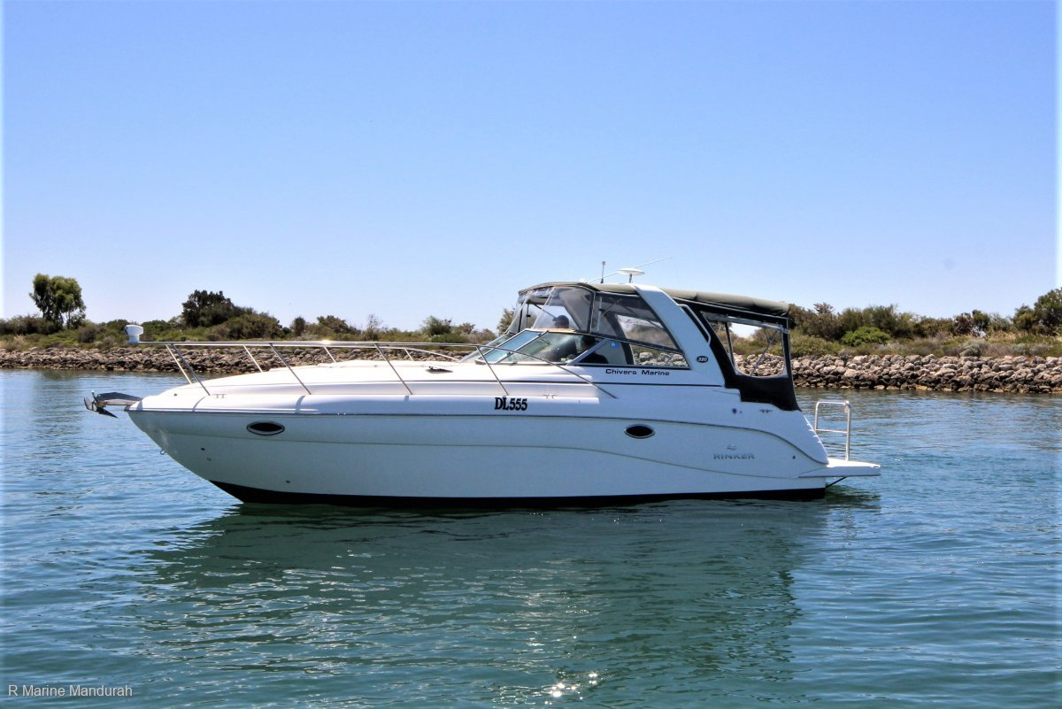 Rinker 320 **NEW COMPLETE ENGINE PACKAGE 2017** $99,900 ***