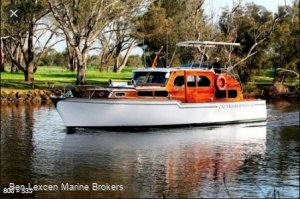 Randell 38 Flybridge Cruiser Swan River Charter/Pleasure Vessel