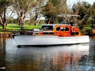 Randell 38 Flybridge Cruiser Swan River Charter/Pleasure Vessel- Click for more info...
