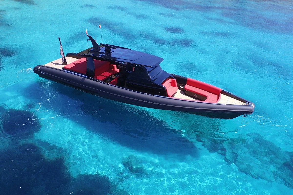 New Novamarine Black Shiver 140