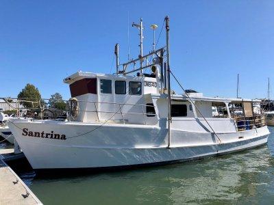 Bay Cruiser Ex Fishing Boat