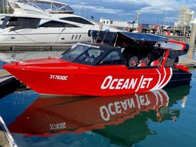 Oceantech Jet Boat 2008 Oceantech Ocean Jet