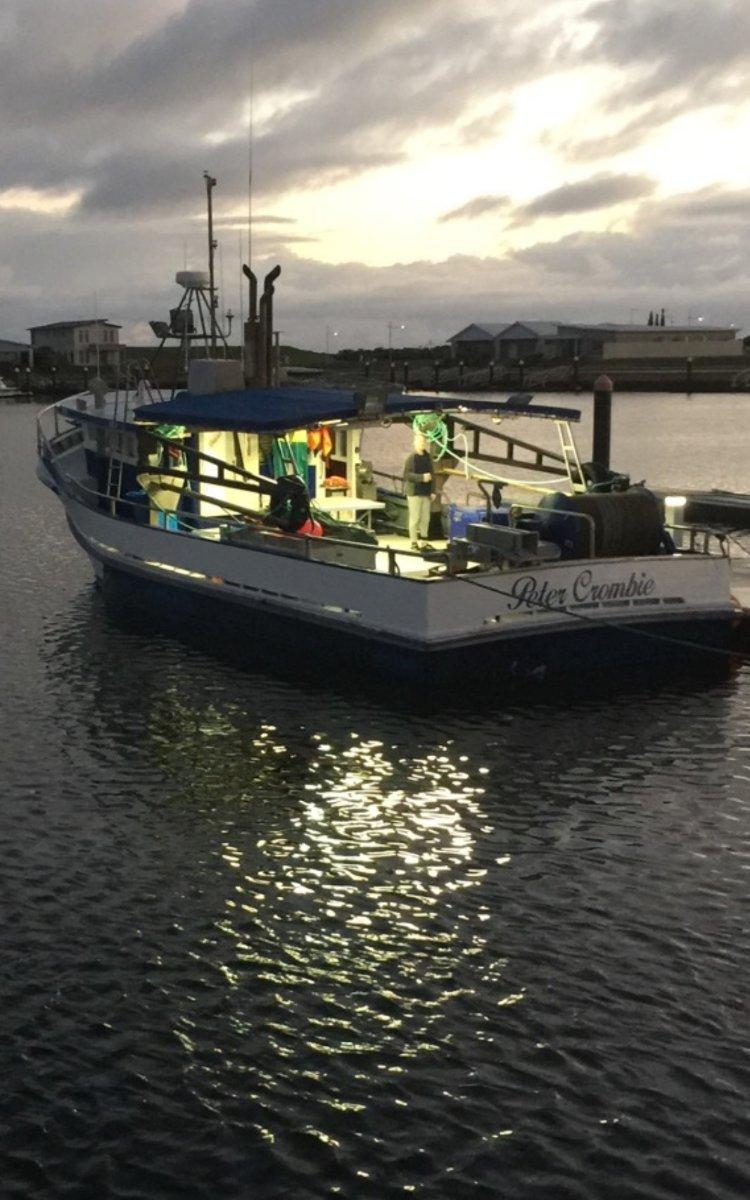 16.62m Timber Shark Long Line Vessel