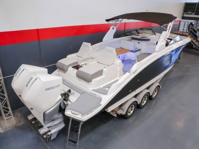 Sea Ray 290 Sundeck Outboard