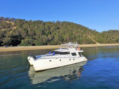 Brady 15m Power Catamaran 2006 Brazilian Breeze