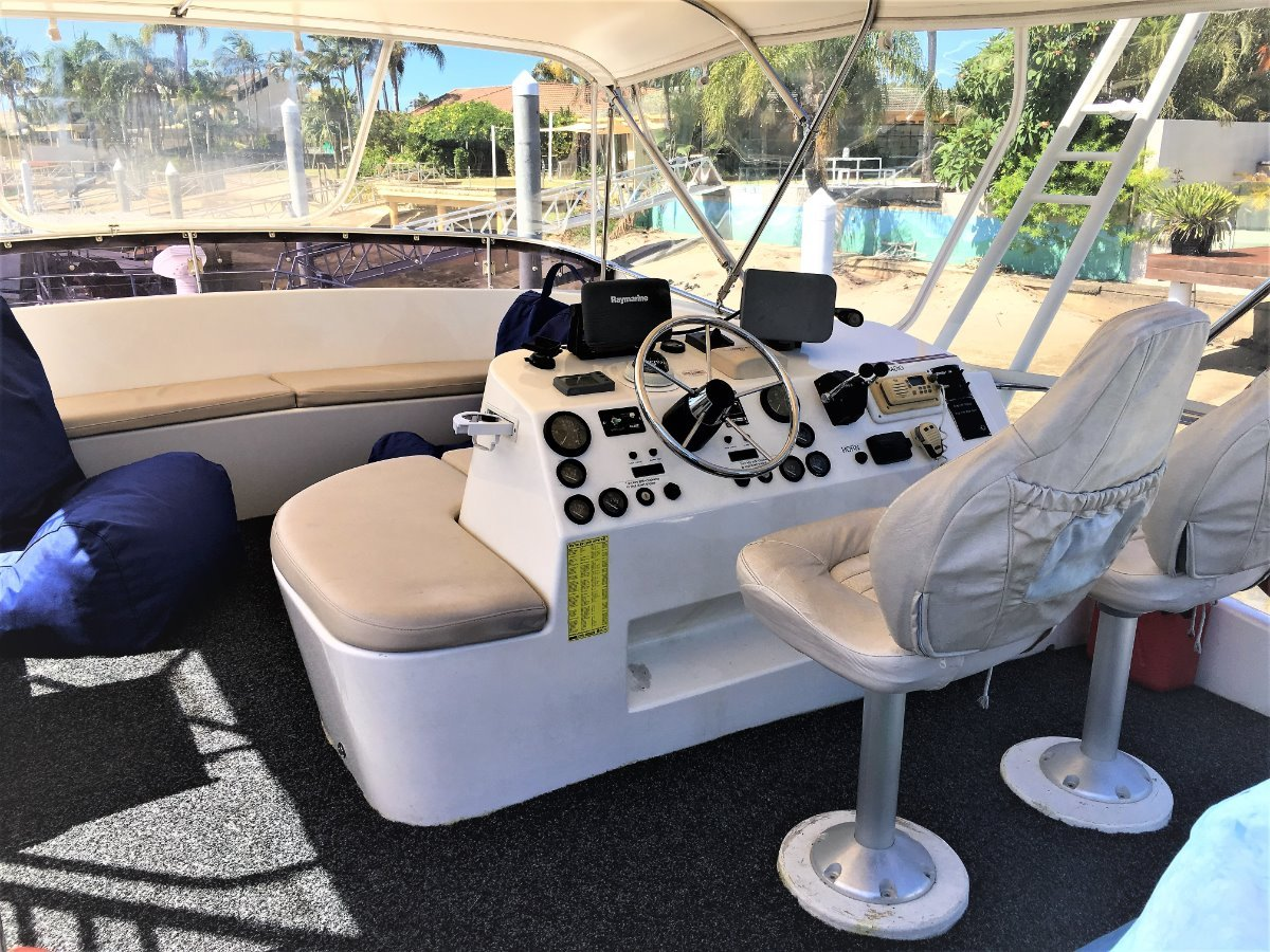 Brady 15m Power Catamaran 2006 Brazilian Breeze