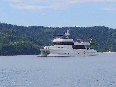 Trawler Catamaran 67 PC
