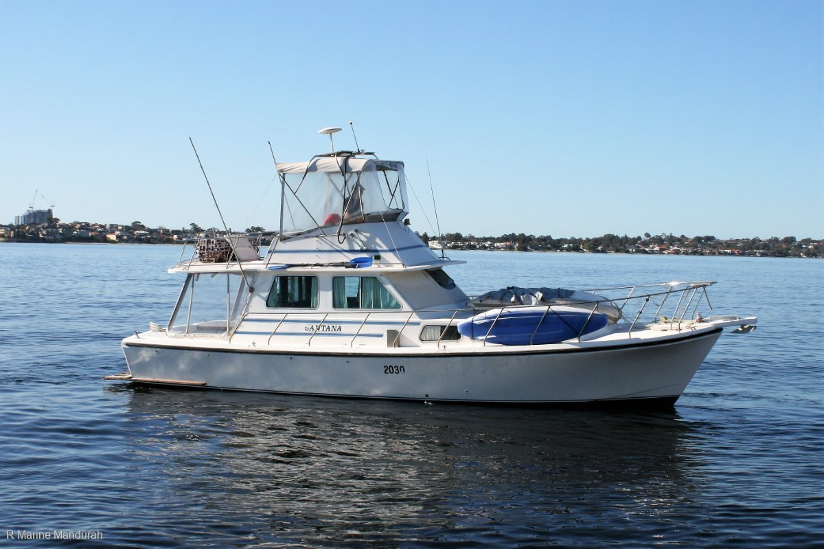 Northshore 37 ***OVERHAULED ENGINE and MUCH MORE ***$51990***