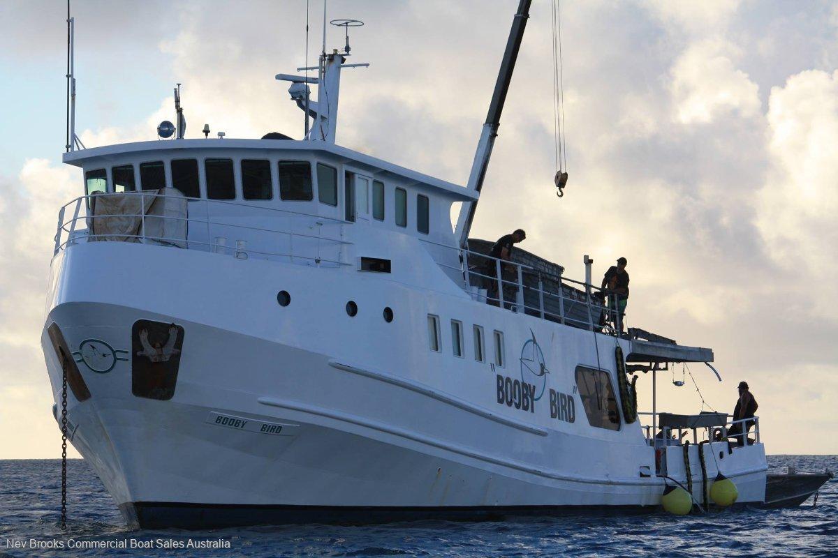 23m Steel Passenger Charter Vessel