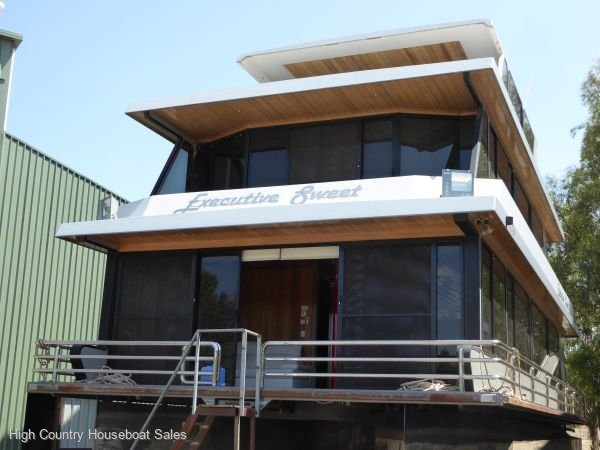 Houseboat Holiday Home on the Murray River @Echuca:Executive Sweet @ Murray River