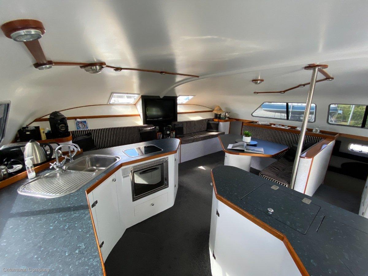 Schionning Powercat 43 Coastal Passage Maker