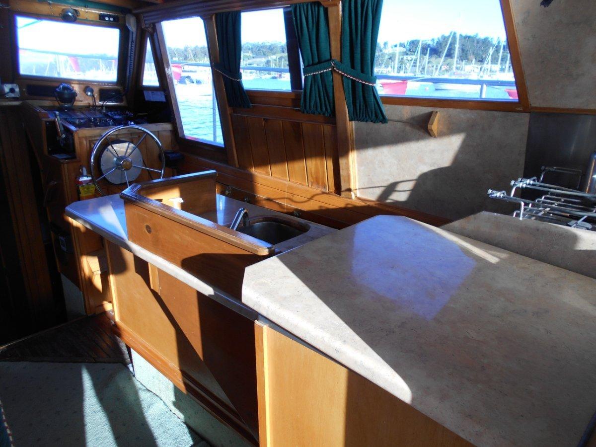 Jenkyns Longrange 34 Motor Cruiser