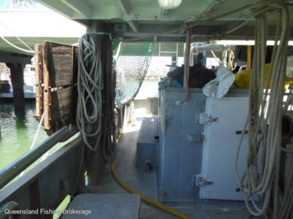 TS440 East Coast Trawler + 100 Nights