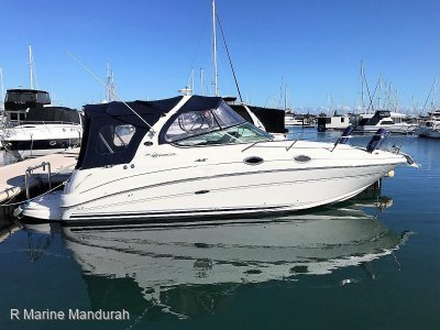 Sea Ray 315 Sundancer *** AIR CON & GENSET *** $59990***