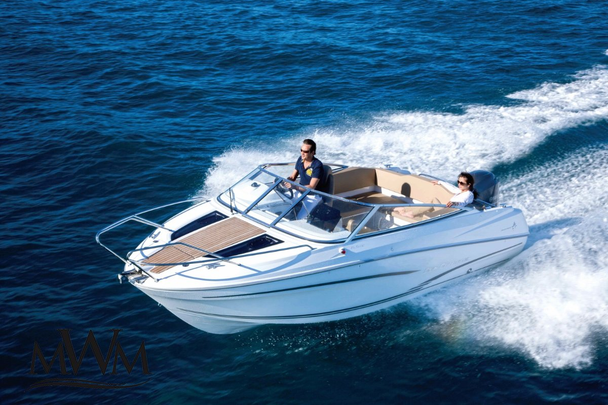 Jeanneau Cap Camarat 6.5 DC | The NSW Jeanneau Dealership - MWMarine
