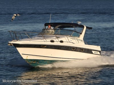 Mustang 3400 Wide Body **** Two owner boat sold new into WA****