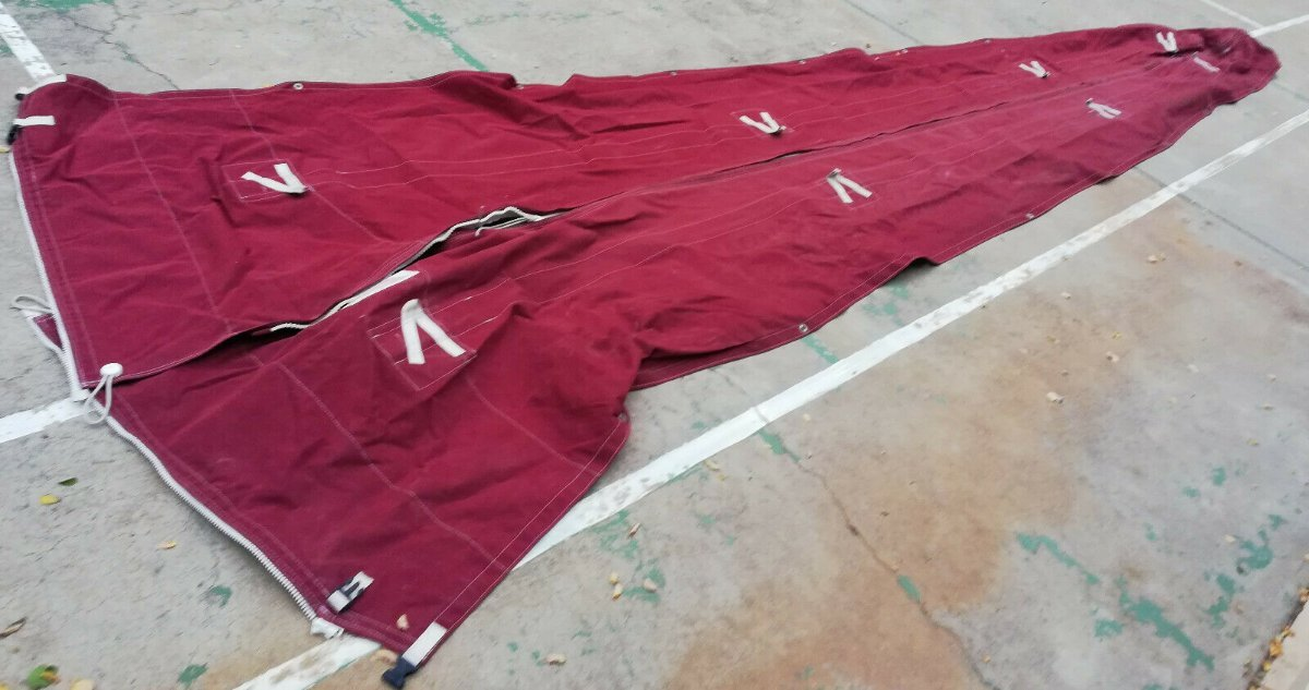 Main Sails & Boom Bags/Covers for Sale
