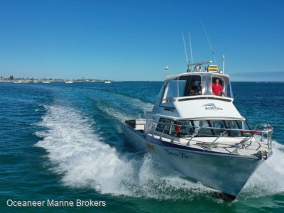 Austal 54 Lobster Fishing Vessel