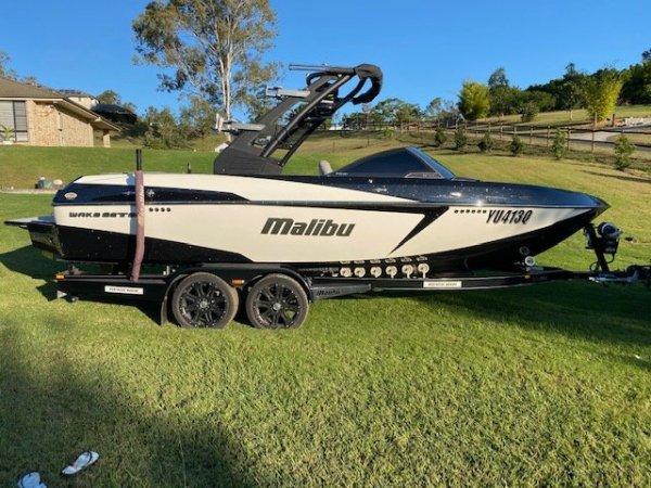 Malibu Wakesetter 22 VLX