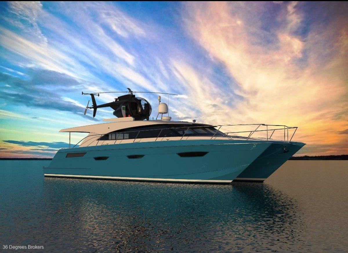 Carbon Cats 20m Luxury Catamaran