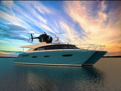 Carbon Cats 20m Luxury Catamaran