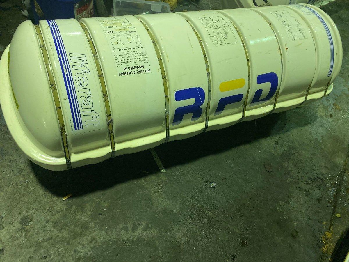 RFD Surviva Life Raft, 16 Man