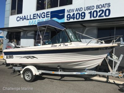 Sunchaser 16 Runabout