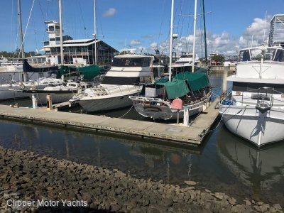 16 metre Freehold Marina Berth and Storeage shed, Gold Coast