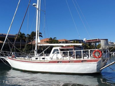 Cruising Yacht 48 ft
