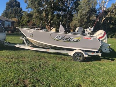 Stacer 499 Sea Ranger 2018 STACER 499 SEA RANGER Centre Console