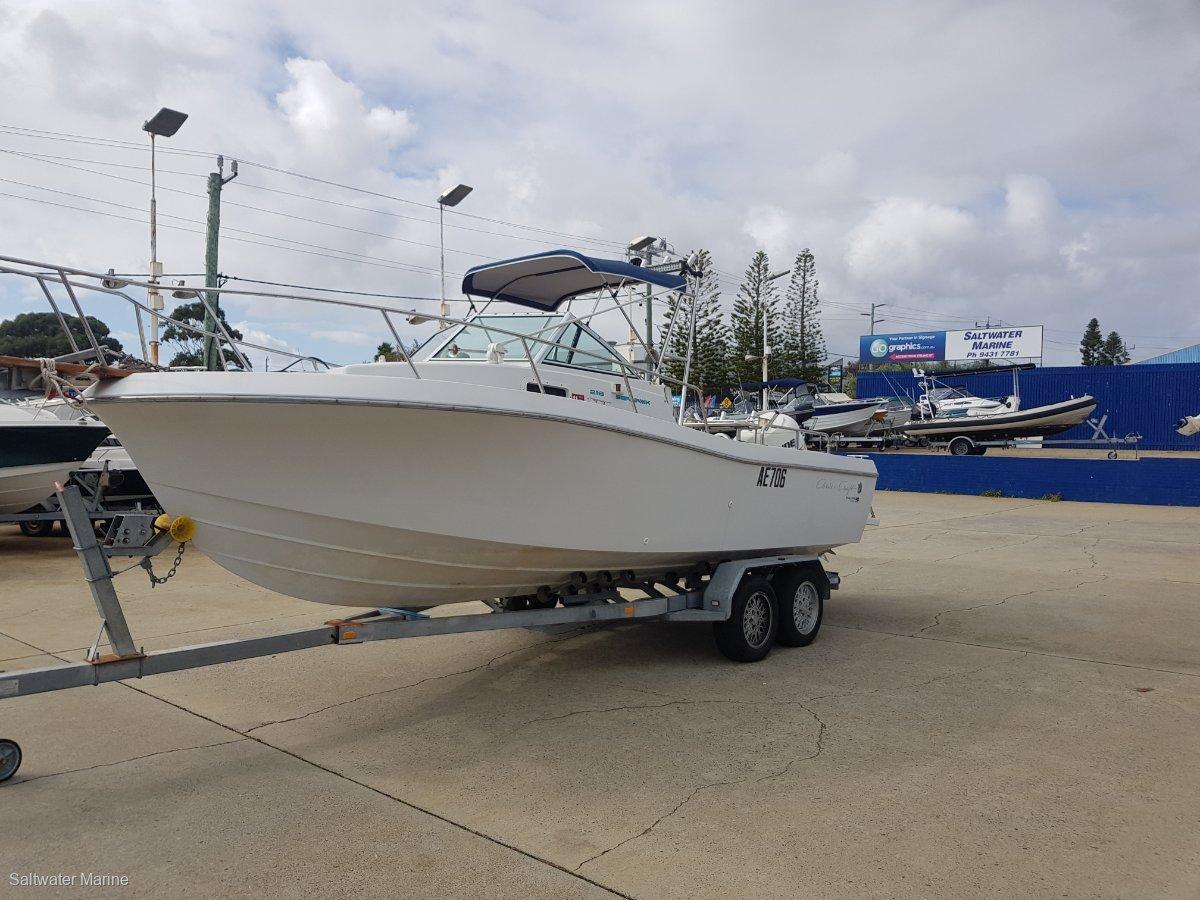 Chris Craft 216 Seahawk