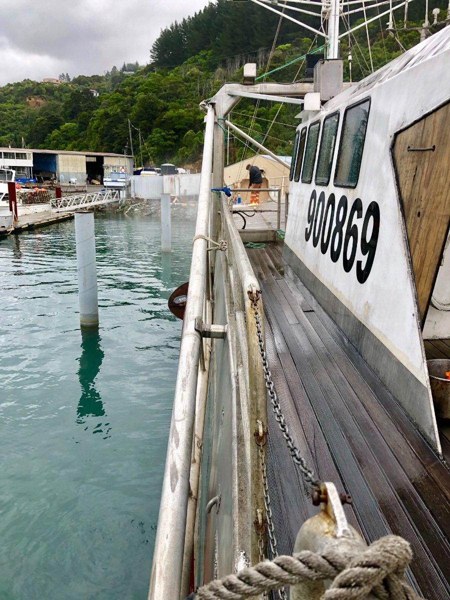 29m Aluminium Fishing Vessel