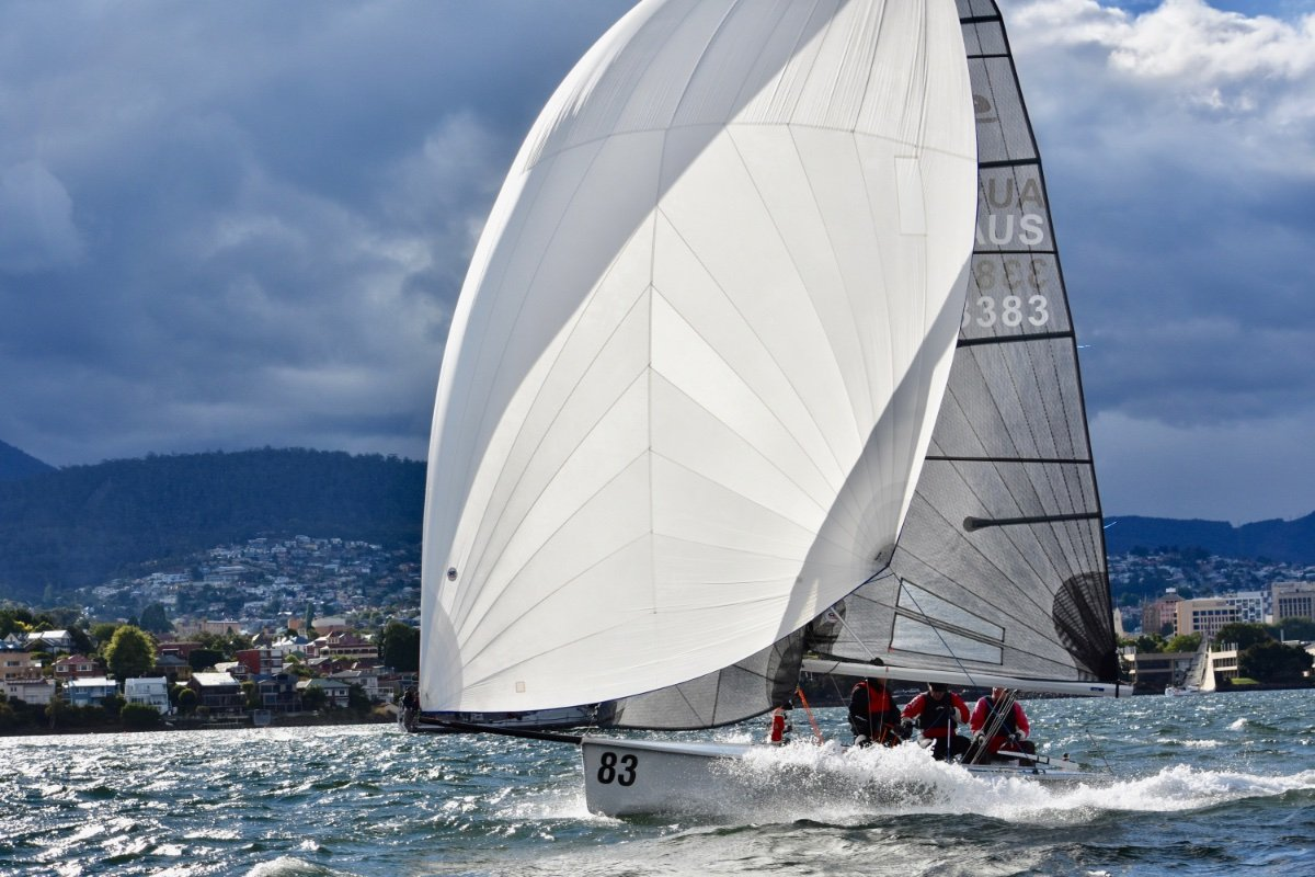 Laser SB20 HIGHLY COMPETITIVE, WELL MAINTAINED, READY TO RACE