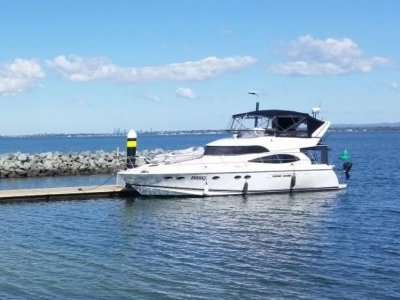 Dyna 48 Flybridge New Listing