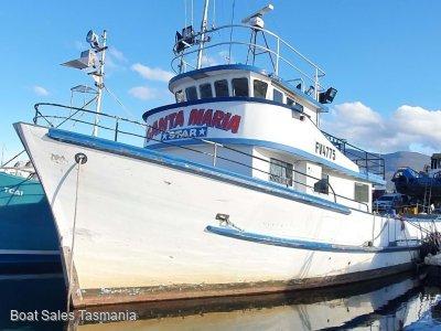 """""""Santa Maria Star"""" 20m Workboat"""