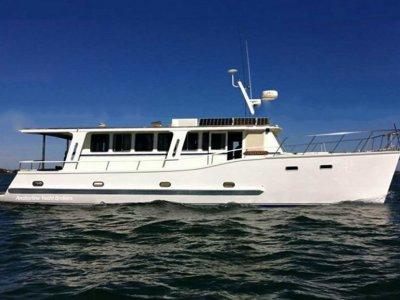 Brady 47 Power Catamaran